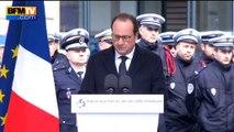 """Terrorisme: Hollande demande """"mise en commun"""" des informations entre police, gendarmerie, renseignement"""