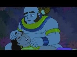 Ghatotkacha Kills His Brother Abhimanyu | PART 4