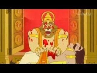 Bhakta Prahalad | Hiranyakashipu Destroyed By Narasimha | PART 7