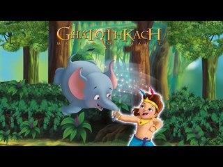 Ghatothkach Master Of Magic - Telugu Animated Movie For Kids