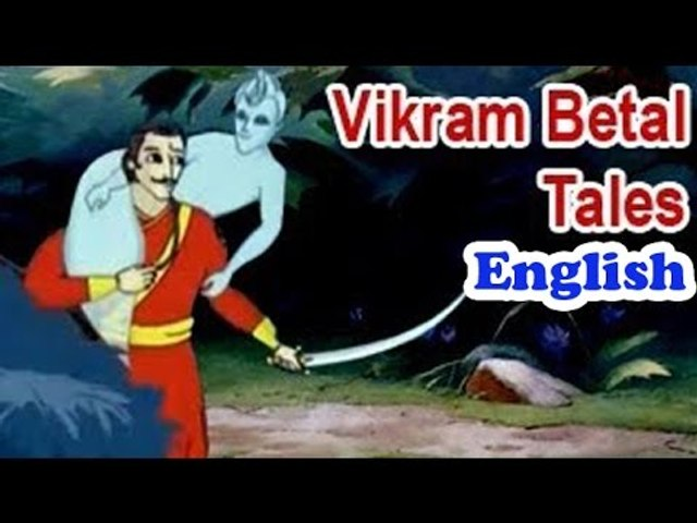Vikram Betal Full Animated Cartoon Stories (Full English)