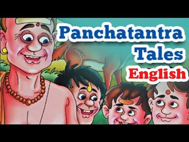 Panchatantra Tales Full Animated Moral Stories (Full English)