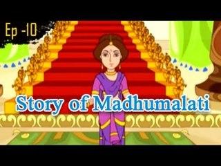 Sinhasan Battisi - Episode No 10 - Hindi Stories for Kids