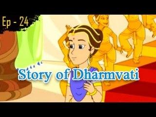 Sinhasan Battisi - Episode No 24 - Hindi Stories for Kids
