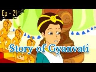 Sinhasan Battisi - Episode No 21 - Hindi Stories for Kids