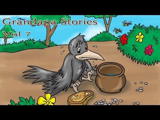 Grandpa Stories - Hindi Moral Story For Kids - Vol 7