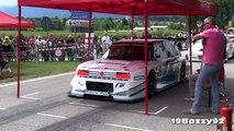500hp VW Golf Rallye Turbo E1 Karl Schagerl at Verzegnis & Nevegal 2015