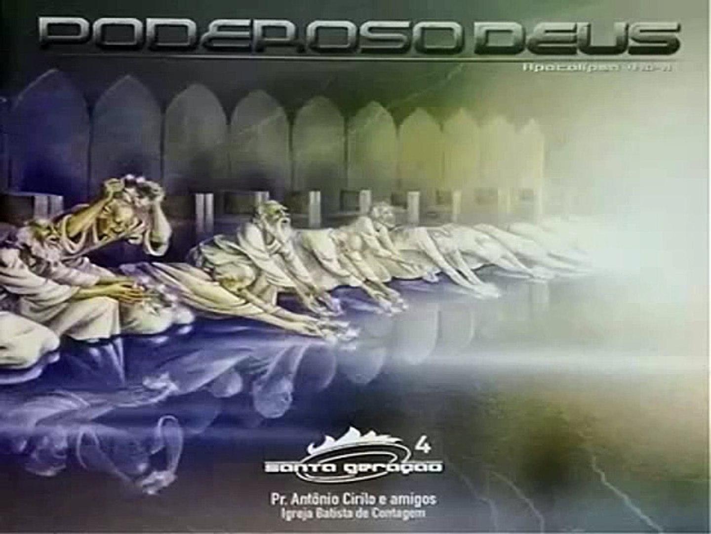 BAIXAR ANTONIO CD DEUS PR PODEROSO CIRILO