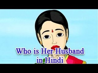 Who is Her Husband in Hindi   Vikram & Betal Tales   Stories for Kids