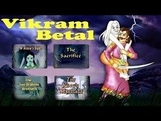Vikram Betaal Ki Kahani | Kids Animated Hindi Stories - Vol 4