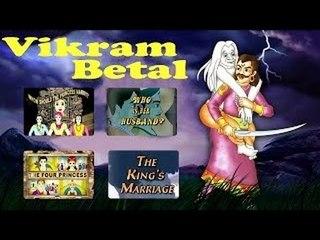 Vikram Betaal Ki Kahani | Kids Animated Hindi Stories - Vol 1