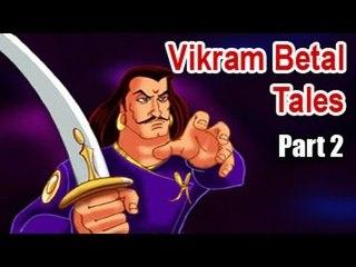 Vikram Betal Hindi Cartoon Stories - Part 2