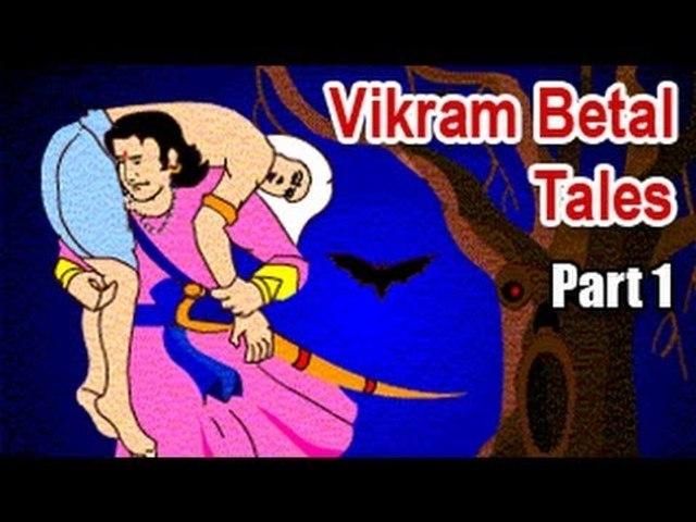 Vikram Betal Hindi Cartoon Stories - Part 1