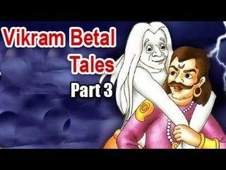 Vikram Betal Hindi Cartoon Stories - Part 3