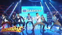 "It's Showtime Hashtags: Hashtags dance to ""Every Little Step"""