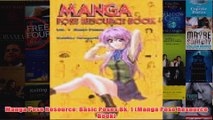 Manga Pose Resource Basic Poses Bk 1 Manga Pose Resource Book