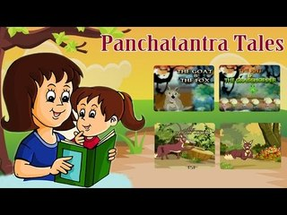 Panchatantra Tales - Animated Cartoon Stories For Kids - Vol 3