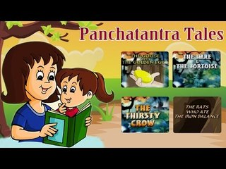 Panchatantra Tales - Animated Cartoon Stories For Kids - Vol 2