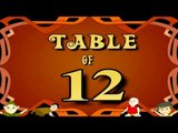 Learn 12x Table | Learn TWELVE Multiplication Tables For Kids | Fun And Learn Videos