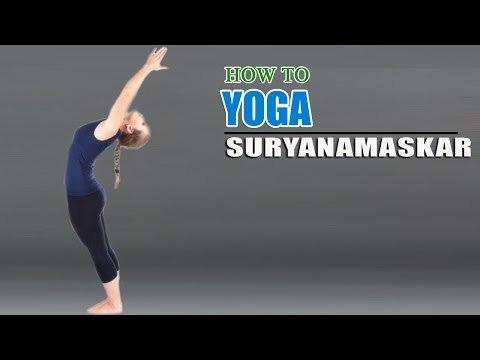 How To Do Yoga Suryanamaskar For Sex