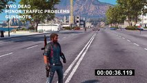 Just Cause 3 - Time to Just Cause! (without pressing a button)