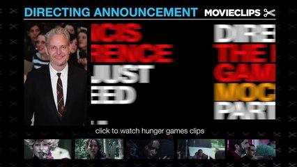 Huge Hunger Games News - Director Chosen for Mockingjay HD