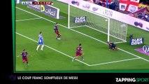 Les volleyeurs français inscrivent un point de fou après une action au pied (vidéo)