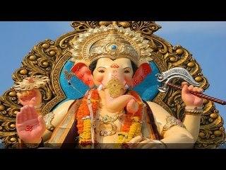 Mata Jaaki Parvati Pita Mahadeva - Ganpati Aarti with Lyrics