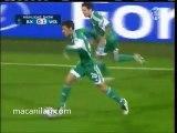 03.11.2009 - 2009-2010 Champions League Group B Matchday 4 Beşiktaş 0-3 VfL Wolfsburg