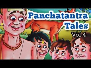 The Best of Panchatantra Tales - Vol 4