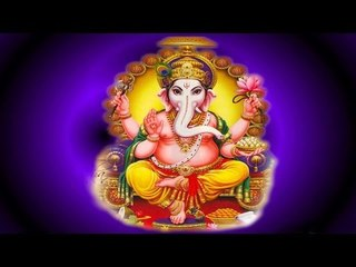 Gan Ganapataye Namo - Ganesh Mantra with Lyrics