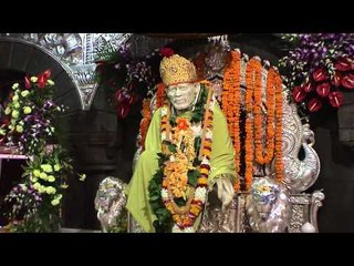 Om Sai Ram Bhajan | Mera Sandi Koi Nahi | Full Devotional Song