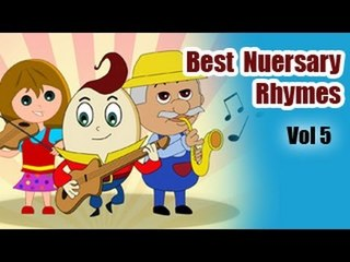 Top 10 Hit Songs Vol 5 - Collection Of Animated Rhymes For Kids