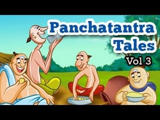 The Best of Panchatantra Tales - Vol 3