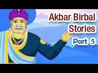 Akbar Birbal English Animated Story - Part 5/5