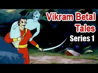 Vikram Betal Cartoon Stories - Series 1