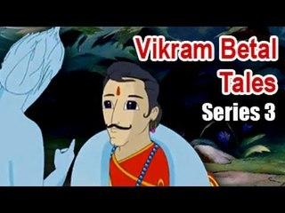 Vikram Betal Cartoon Stories - Series 3