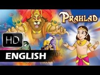 Prahlad Movie | Animated Movie For Kids | English