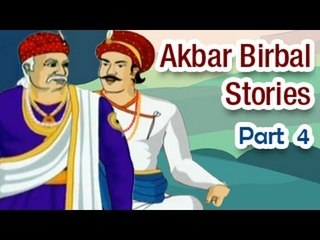 Akbar Birbal English Animated Story - Part 4/5