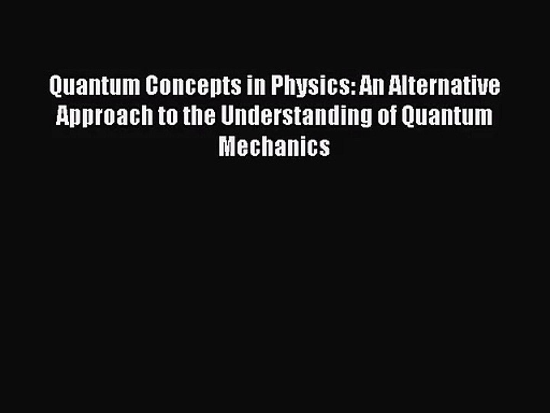 quantum mechanics zettili pdf download