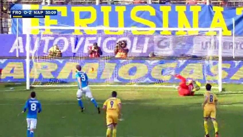 All Goals - Frosinone 1-5 Napoli - 10-01-2016