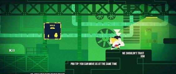 Trailer de lancement PS4 de KLAUS