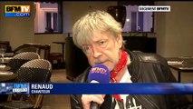 """DOCUMENT BFMTV - Renaud sur les attentats: """"Même pas peur, toujours vivant, toujours debout!"""""""