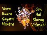 Shiva Rudra Gayatri Mantra | Om Bal Shivay Vidmahi | Lord Shiv Maha Mantra