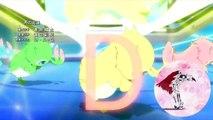 Phantasy Star Online 2 The Animation Ending.