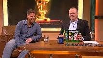 Unfall bei TV total: Joscha Sauer stürzt ins Studio - TV total
