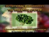 Nutritional Management for Digestive System - English