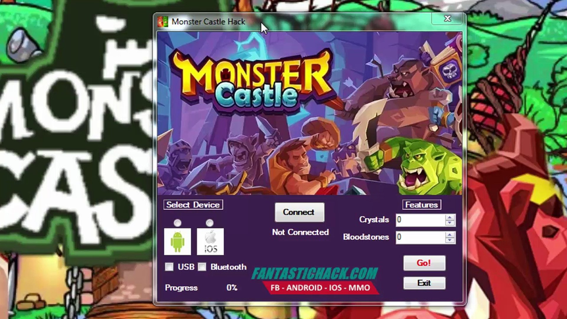 Monster Castle Cheats
