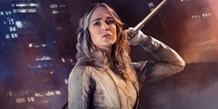 WHITE CANARY - DC's Legends of Tomorrow: The Legend Begins Caity Lotz - The CW [Full HD]