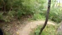Crowfoot Hill Bike Ride Difficult Terrain